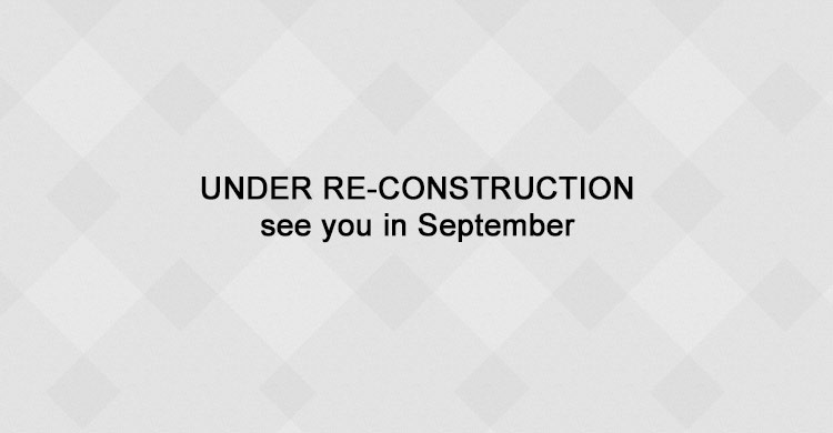 Under Re-construction