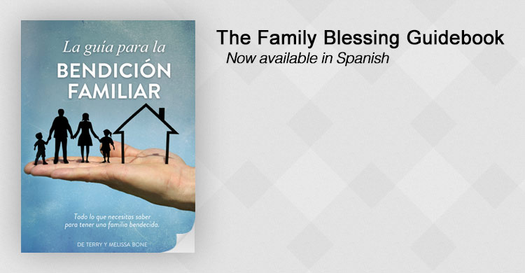Family Blessing - Spanish